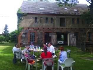 Mythengartenfest am 10. Juni in Gerswalde