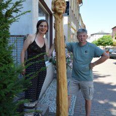 Oderberg zeigt Kunst in Höfen und Stuben