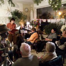 """Veranstaltungen im Dezember und """"Das Jahr mit Fred"""""""
